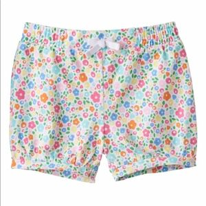 Jumping Beans Print Bubble Shorts New Floral